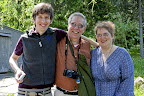 gathered group before walk, josh,allen and deborah zaretsky.jpg