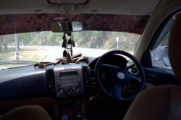 таиланд автостоп