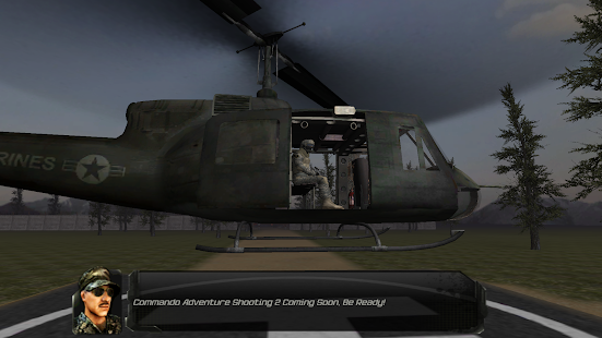 Commando Adventure Shooting- screenshot thumbnail