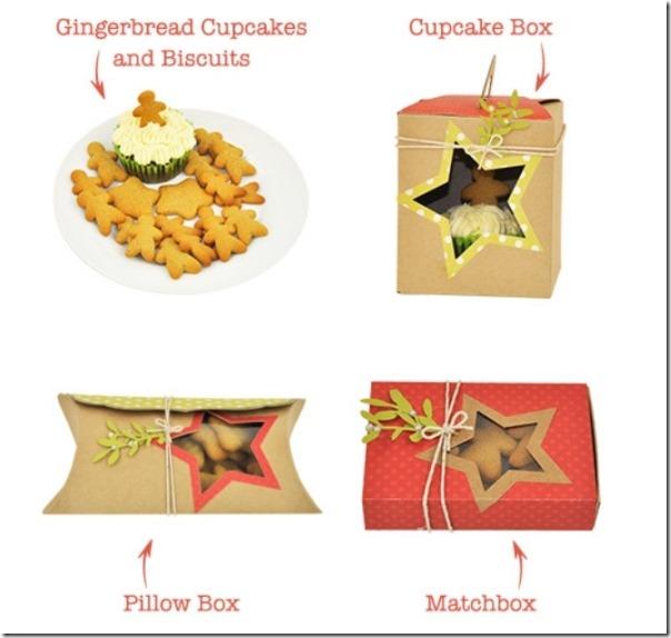 Big Shot-fustelle-scatoline-regali golosi-Festive Bakes