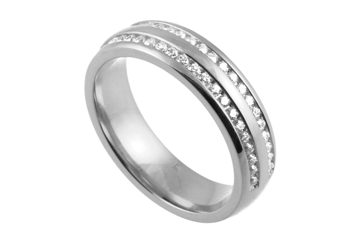 50 Diamond Wedding Ring