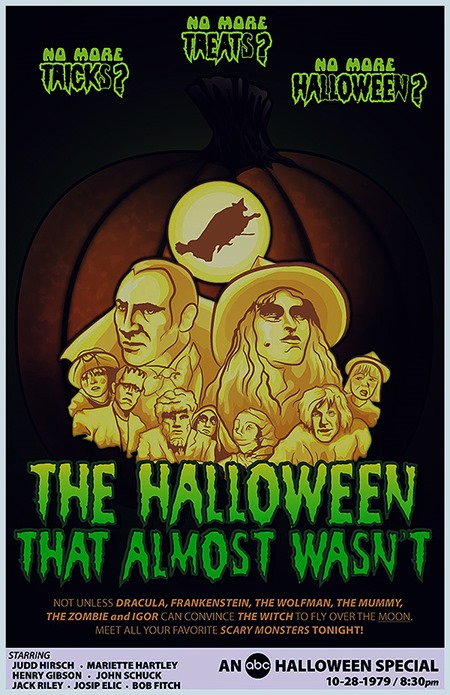 The halloween that almost wasn't review