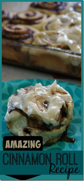 Cinnamon Roll Recipe - This easy cinnamon roll allows you to quickly and easily make cinnamon rolls in the bread machine then refrigerate overnight so you'll have fresh, made from scratch, delicious cinnamon rolls for breakfast. THIS RECIPE IS AMAZING!!! WOW!