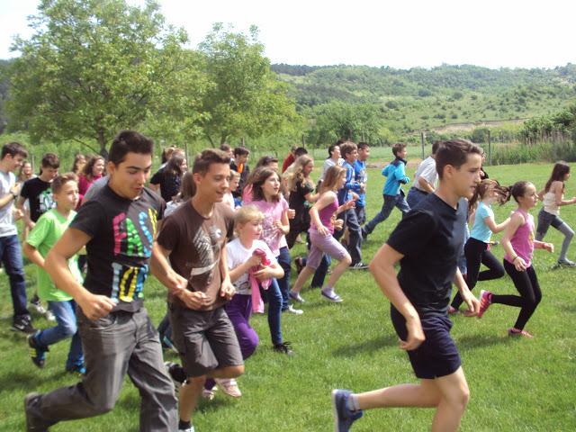 Penc - Kihívás Napja (Challenge Day)