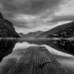 by Richard  Harris - Black & White Landscapes (  )