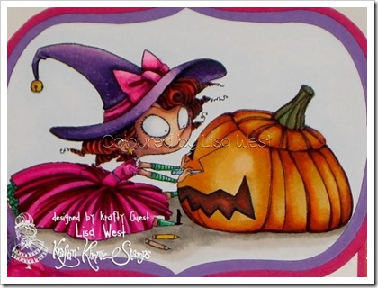Witch with Pumpkin (1)