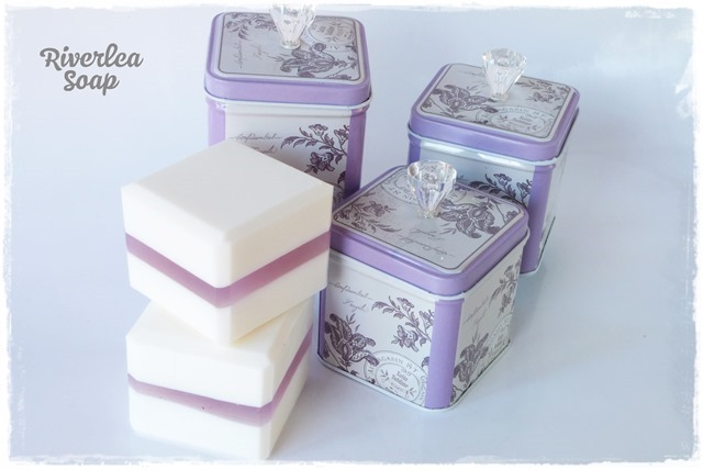 Soap in Tin Crystal