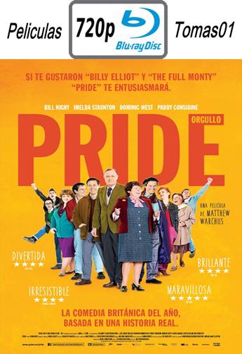 Pride (Orgullo) (2014) [BDRip m720p/Dual Castellano-ingles]