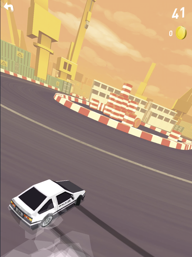 Thumb Drift - Fast & Furious One Touch Car Racing Screenshot 11