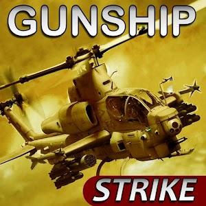 Desert Gunship Strike 3D