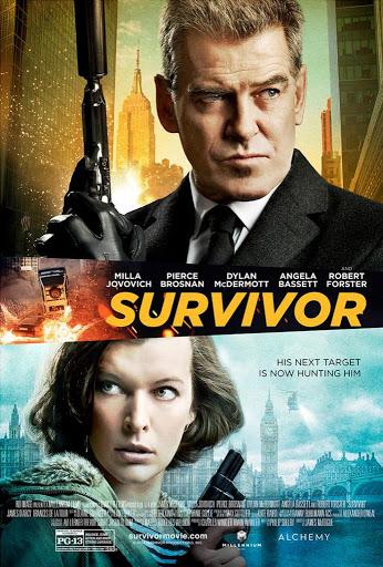 Καταδίωξη σε Δύο Ηπείρους (Survivor) Poster