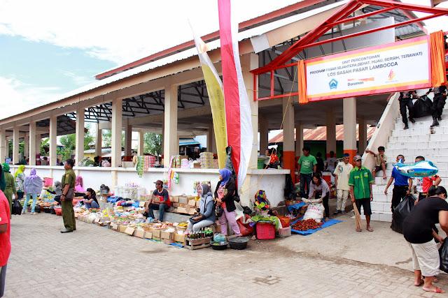 Pasar Lambocca Bantaeng, Modernisasi Tradisional-30
