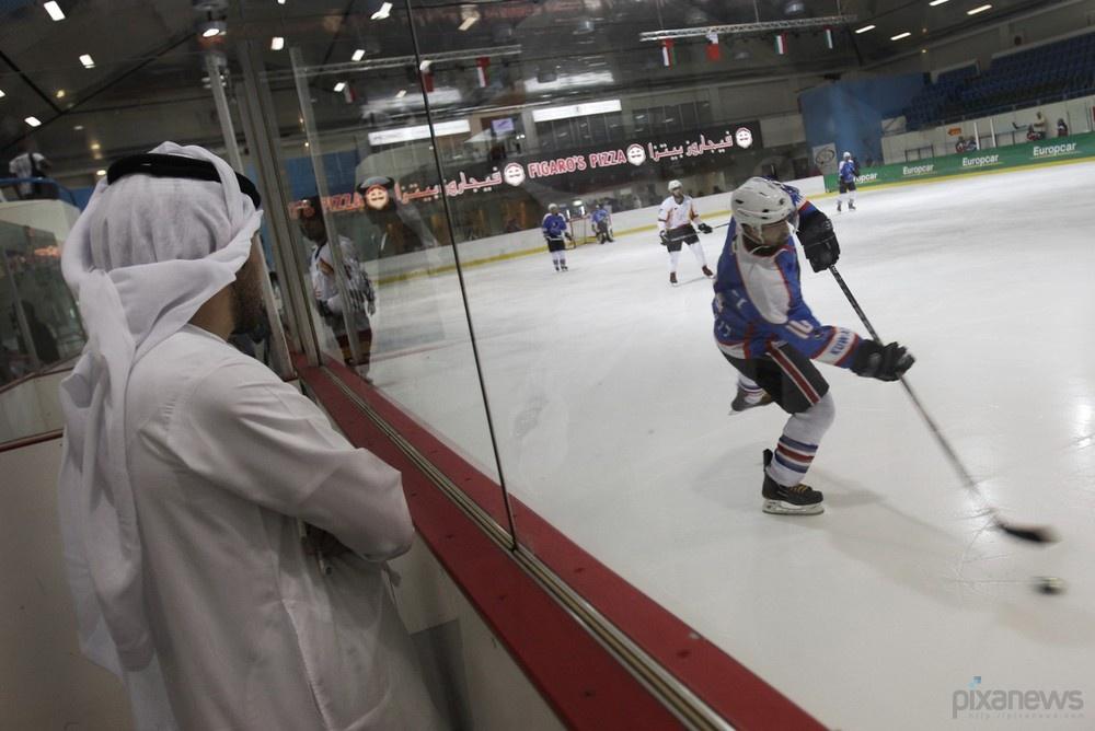 прогноз матча по хоккею ОАЭ - Люксембург
