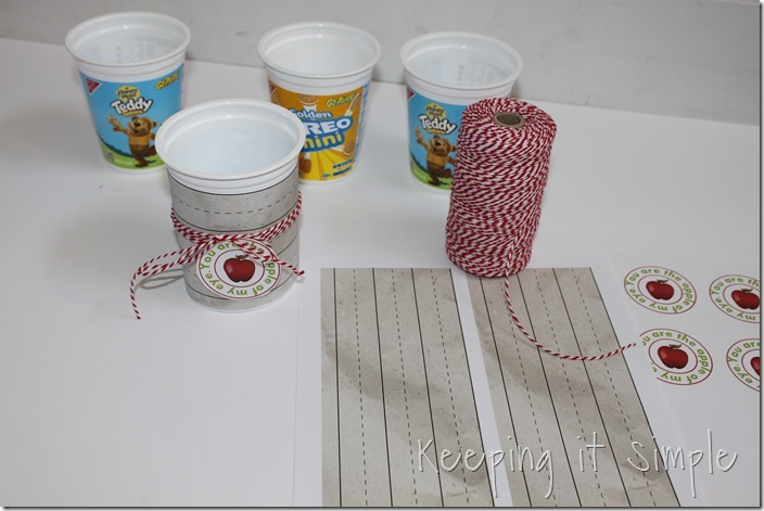 #ad school-themed-snack-ideas-striped-delight-cups #SnackandGo (8)