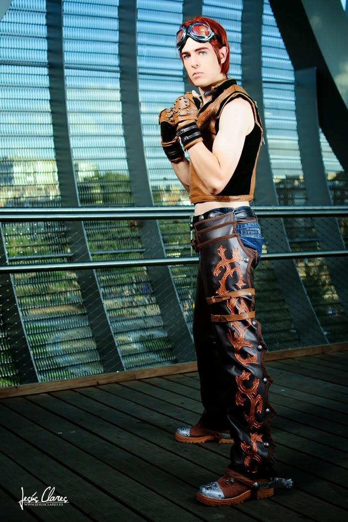 Bộ ảnh cosplay Tekken cực chất đến từ Đức - Ảnh 24