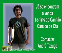 T-shirts Canhao Carsico Ota