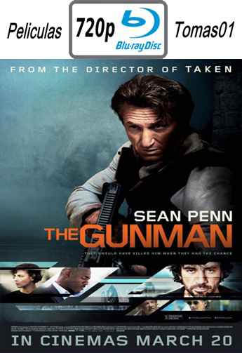 The Gunman (Caza al Asesino) (2015) 720p