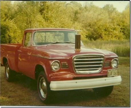1964 Studebaker Truck