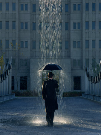 U for Umbrella of God
