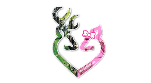 Hot Pink Browning Symbol Facebook themes Create your own