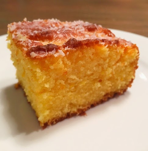 Whole Orange Semolina Cake