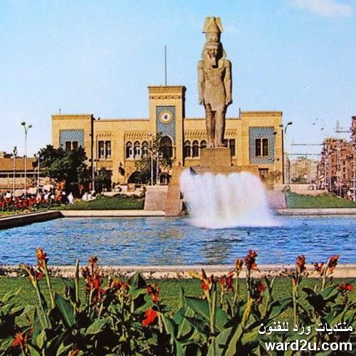 مصر الحلوه زمان بالالوان