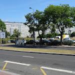 Barre d'immeuble de l'avenue Lénine