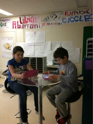 Manitoulin Teacher St Century Digital Learning Space My - Standing cafe table