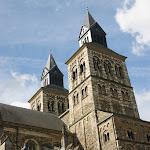 DSC05405.JPG - 30.05.2015.  Maastricht;  Bazylika św. Serwacego