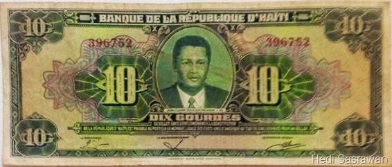 Mata uang Gourde