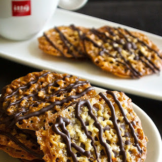 Almond Florentine Cookies Recipes