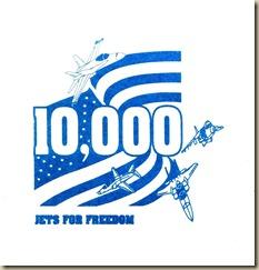 10,000 Logo
