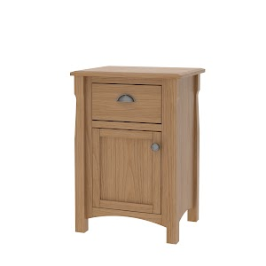 Catalina Nightstand with Doors