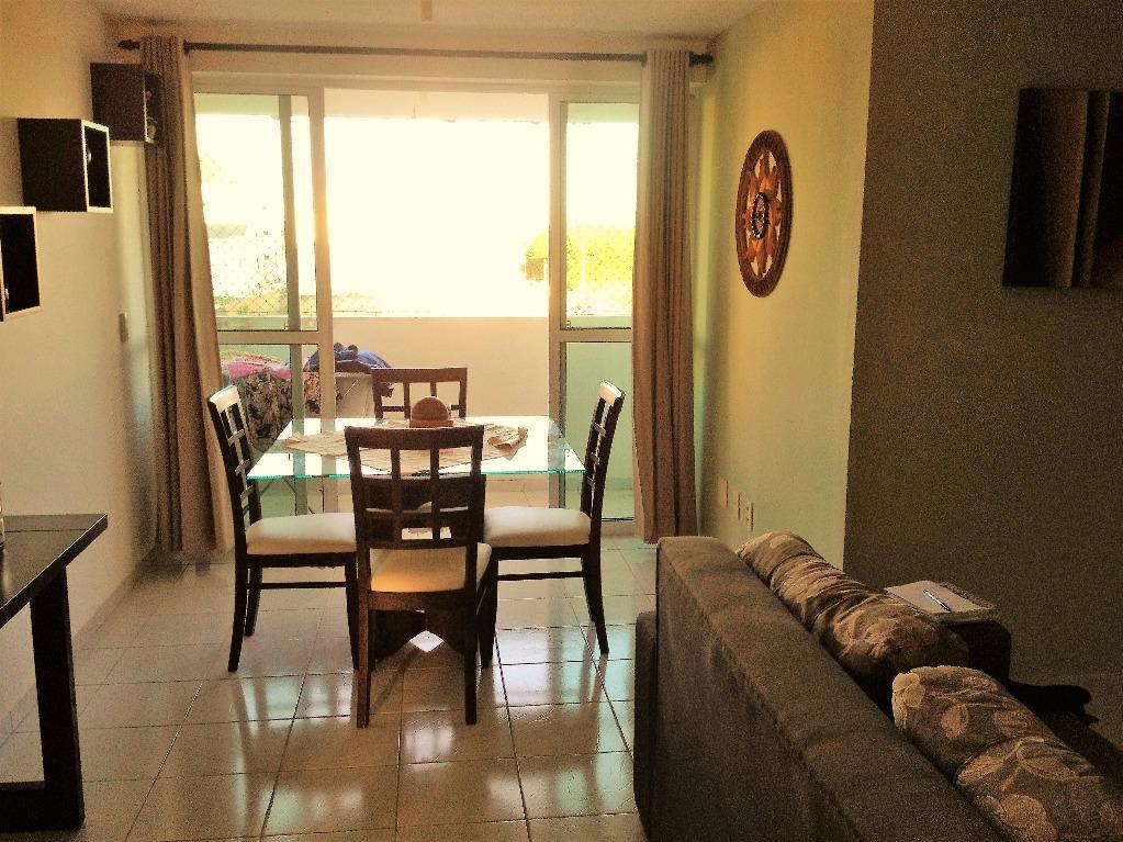 Apartamento residencial à venda, Intermares, Cabedelo - AP4576.