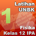 UNBK SMA Fisika IPA 12 P1 APK for Bluestacks