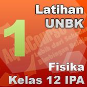 UNBK SMA Fisika IPA 12 P1