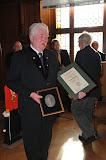 Verleihung der Montanusplakette an unseren Sangesbruder Harry Schülgen
