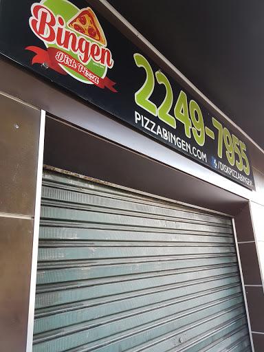 Disk Pizzas Bingen Ltda, R. Dr. Paulo Hervé, 114 - Bingen, Petrópolis - RJ, 25665-132, Brasil, Pizaria, estado Rio de Janeiro