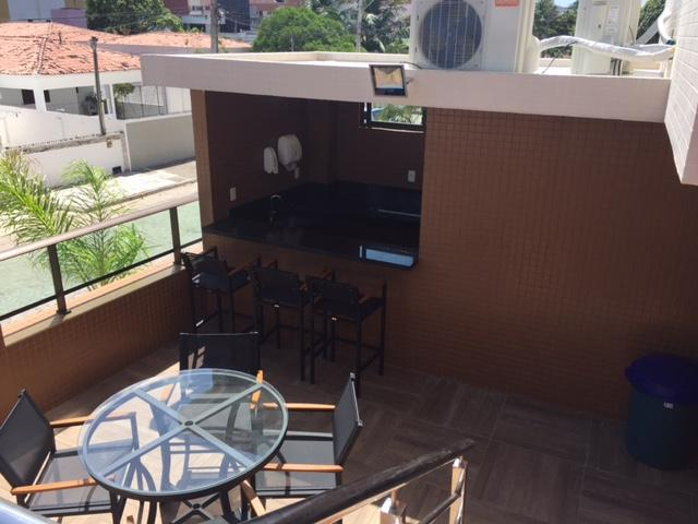 Apartamento residencial à venda, Bessa, João Pessoa - AP5155.