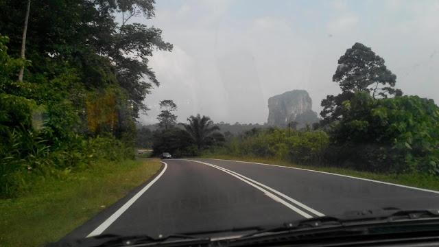 Area Gua Musang