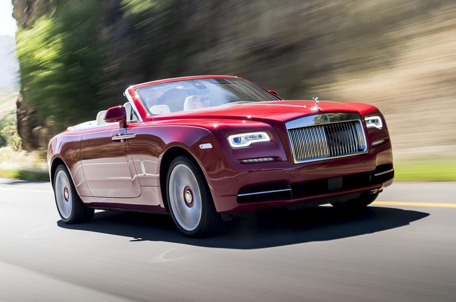 2016 Rolls-Royce Dawn Release Redesign Exterior and Interior Car Review Specs