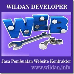 Website Kontraktor Murah