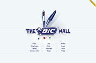 The Bic Wall