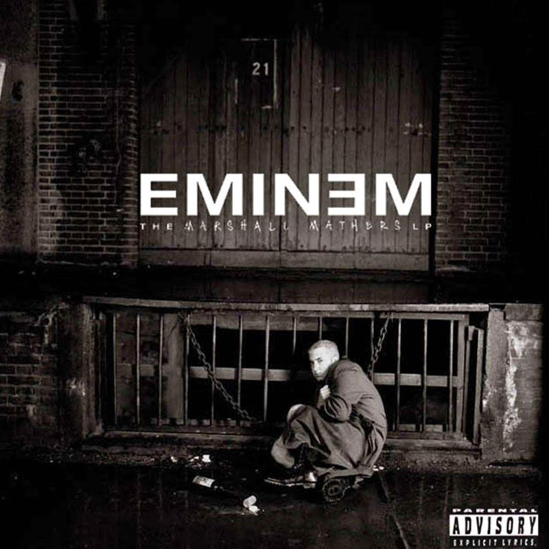 DE AFARĂ: Eminem - The Marshall Mathers LP (2000)