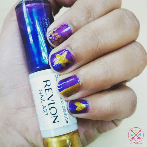 Quick and Easy Nail Design with Revlon Nail Art Expressionist