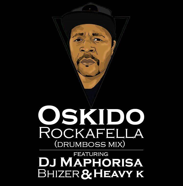 Oskido - Rockafella ft Dj Maphorisa,Bhizer,Heavy K 'DrumBoss (2k15) so 9dades