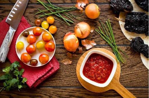 logo design for food blogs