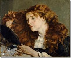 Jo, la bella irlandesa-Gustave Courbet