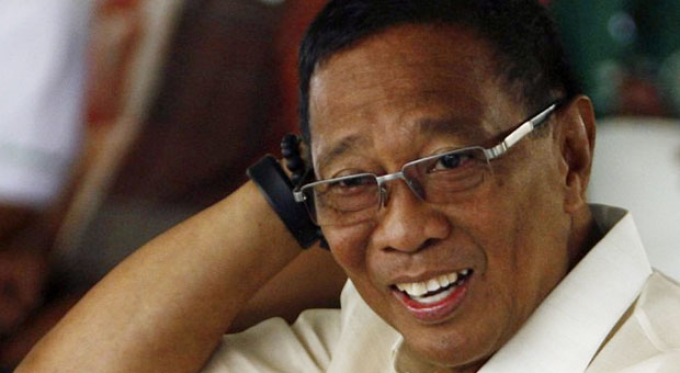 Image of Binay to Rally in EDSA if Defeated in Presidential Election