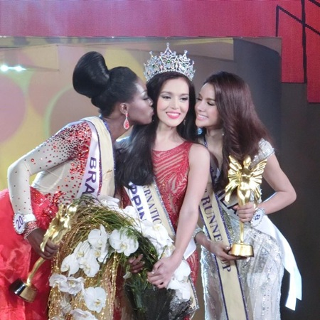 Miss International Queen 2015 is Trixie Maristela